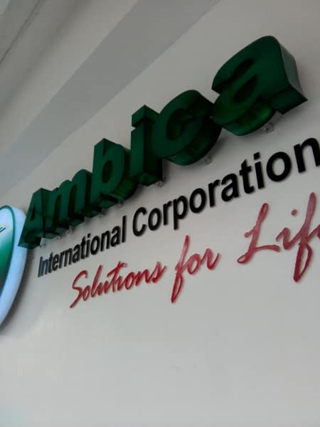 Ambica   signs and signage