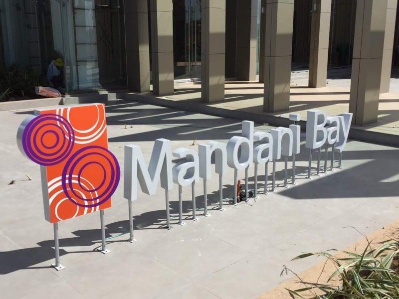 acrylic signage-mandani  acrylic signage philippines