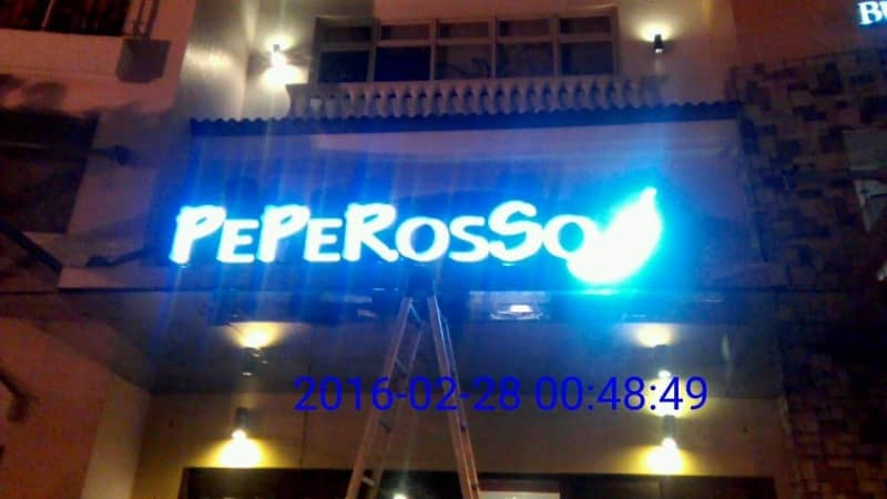 acrylic-signs-pepperoso| acrylic signage philippines