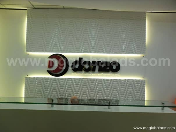 Sign Maker | Signage | Donzo