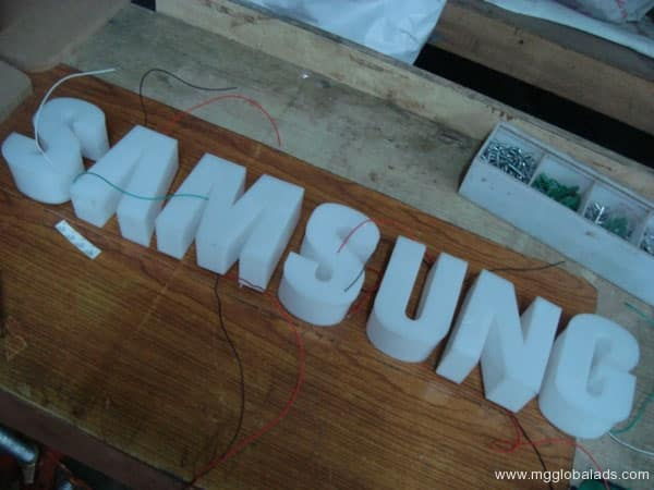 Sign Maker | Signage | Samsung