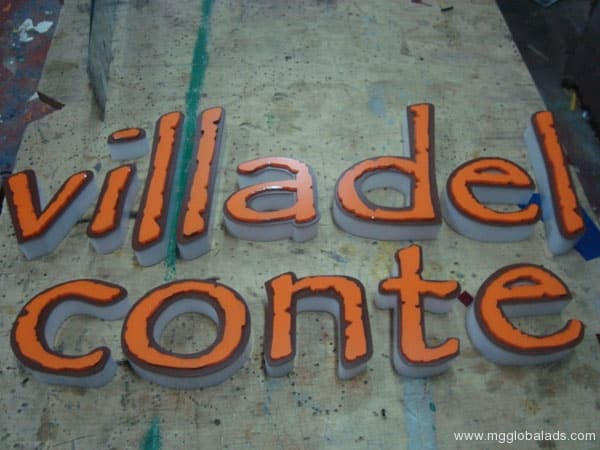 Sign Maker | Signage | Villa Del Conte