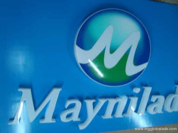 Sign Maker | Signage | Maynilad