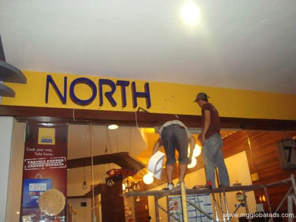 Sign Maker | Signage | Nothpark