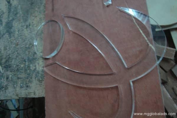 ACRYLIC SIGNAGE   Laser Cut  acrylic signage