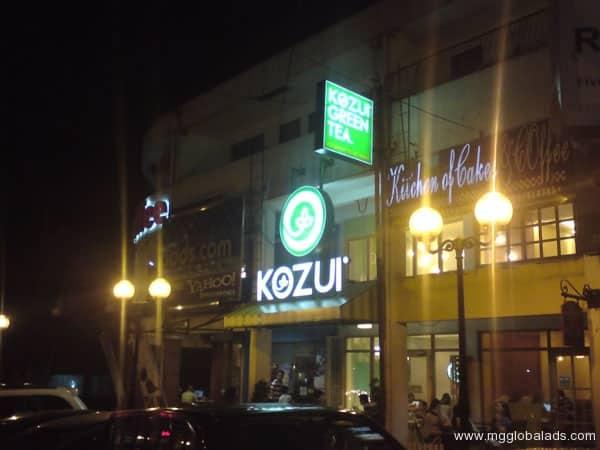 Sign Maker   Acrylic Signage   KOZUI