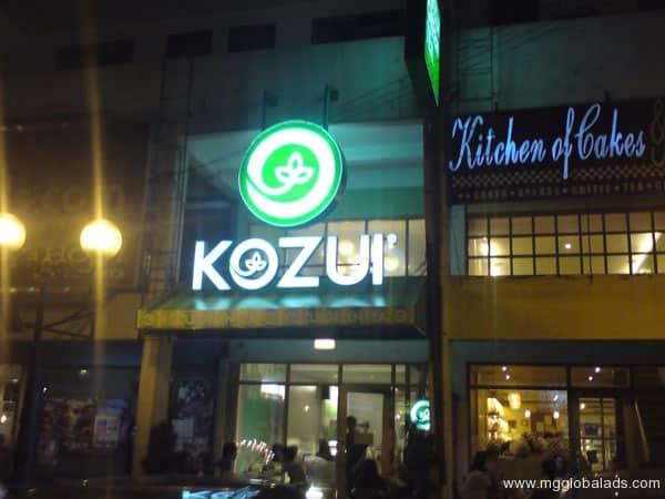 Signage Maker   Signage   KOZUI  acrylic signage