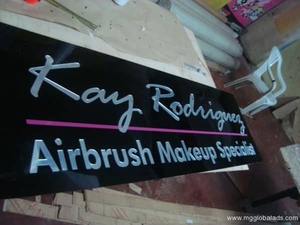 Sign Maker | Signage | Kay Rodriguez