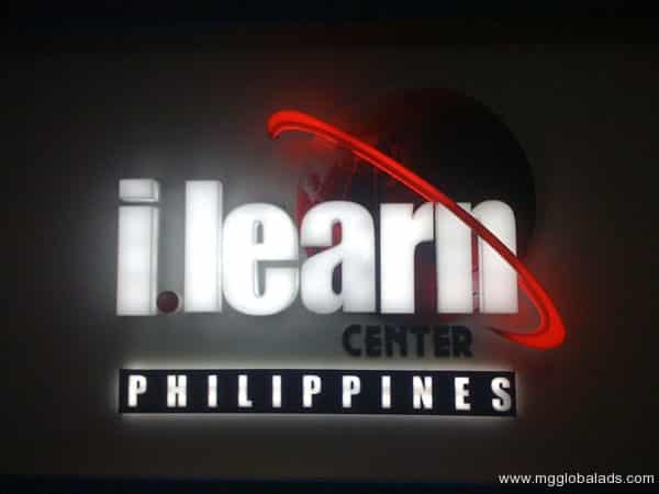 Sign Maker | Signage | ILEARN PHILIPPINES