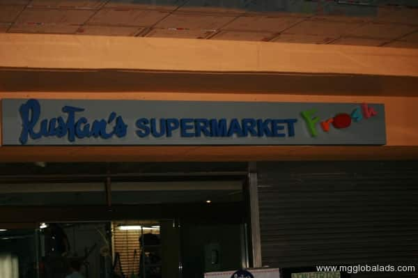 Sign Maker | Supermarket Signage | Shangrila