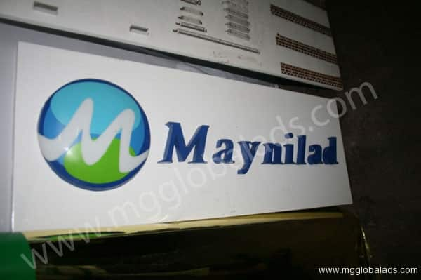 Acrylic Sign Maker | Signage | MAYNILAD