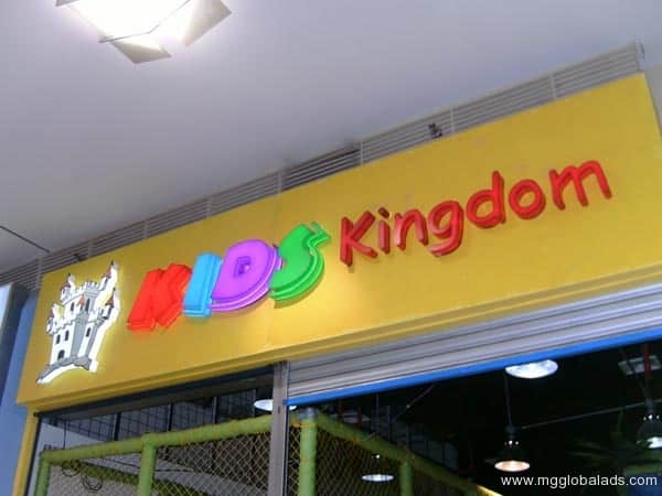 Sign Maker | Signage | KIDS KINGDOM