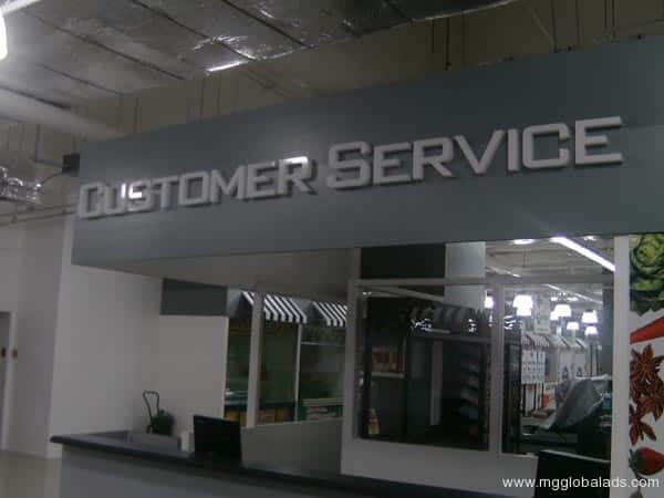 LED Sign Maker | Acrylic Signage | CUSTOMER SERVICE
