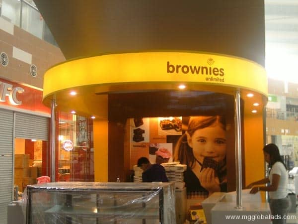 Sign Maker | Signage |Brownies
