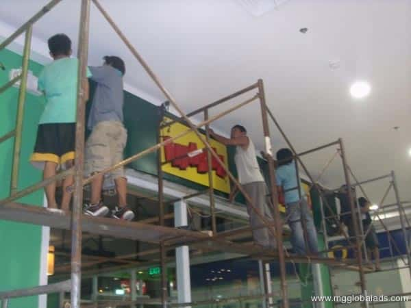Sign Maker | Signage |MANG INASAL