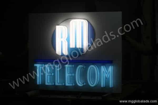 Sign Maker   Signage  RM TELECOM