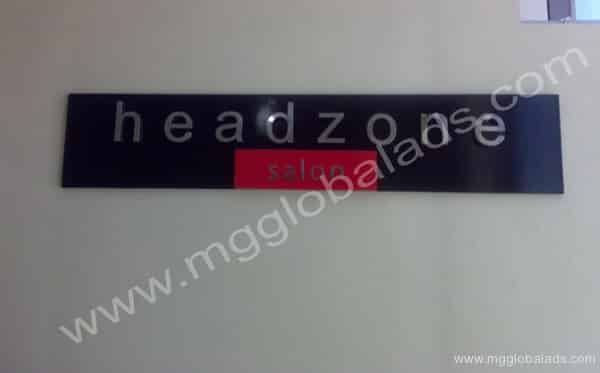 Sign Maker | Signage | Headzone
