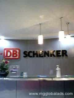 Sign Maker | Signage | DB Shenker