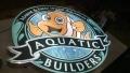 acrylic signage for aquatic builders| acrylic signage|store signage