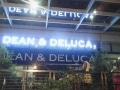 led signage for dean and delucca| acrylic signage|restaurant signage