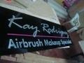 Sign Maker | Signage | Kay Rodriguez
