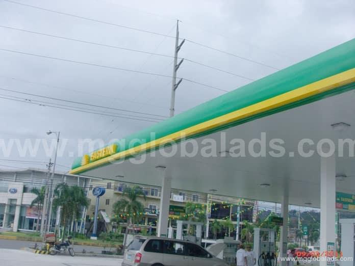Eastern Petroleum Gas Station Signage 3|acrylic sign |signage maker
