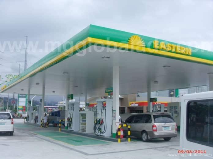 Eastern Petroleum Gas Station Signage|acrylic sign |signage maker