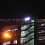 AIG Building signage |acrylic signage |signage maker