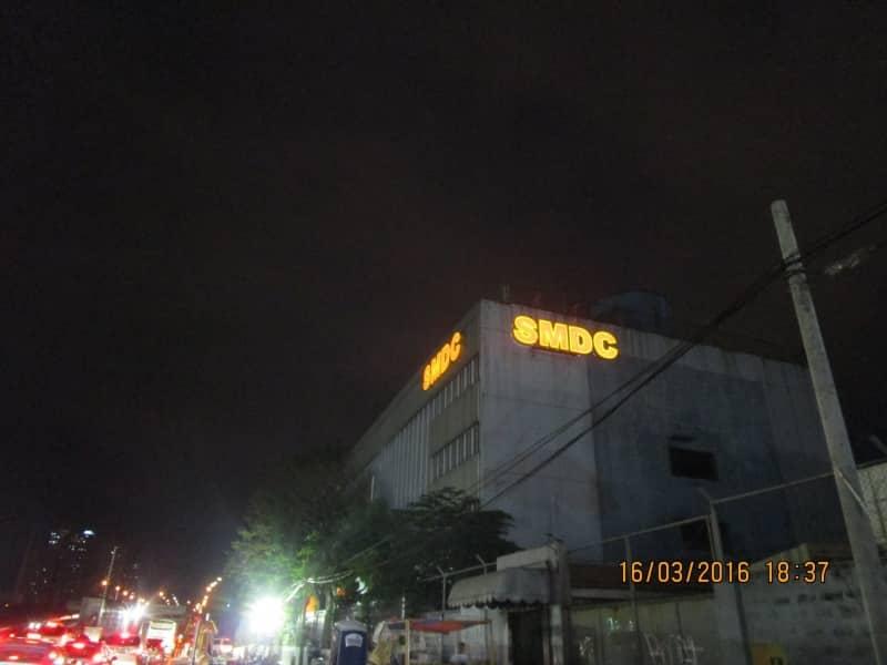 building signage |SMDC 2