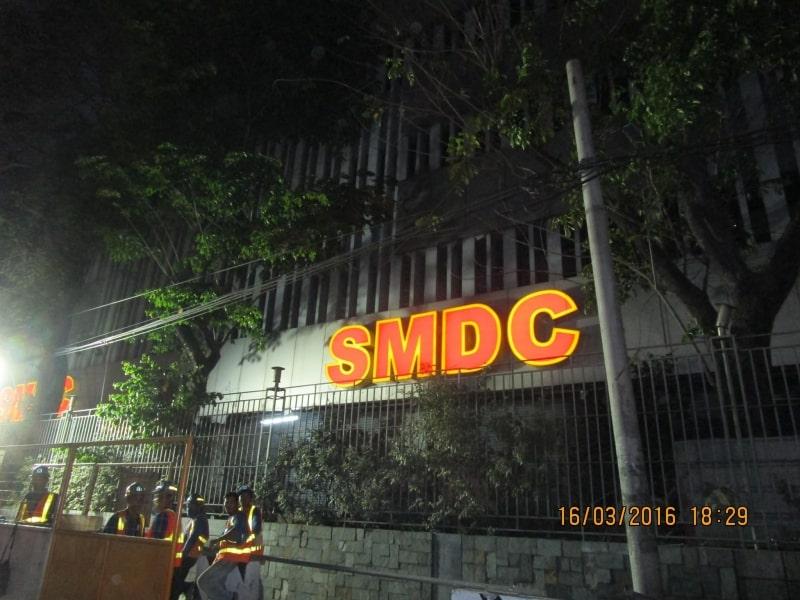 building signage |SMDC