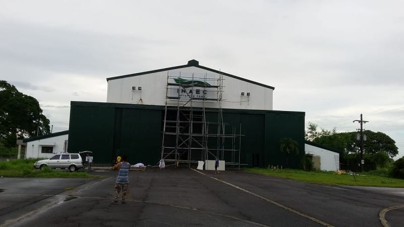 inaec |building signage