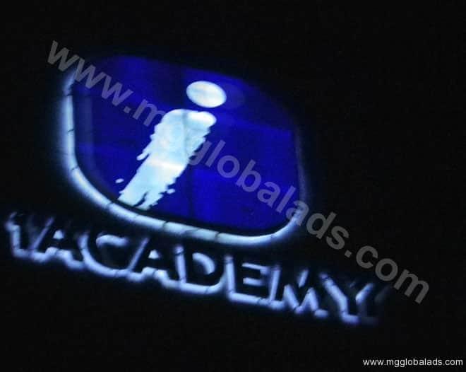 iacademy building Signage|acrylic sign |signage maker