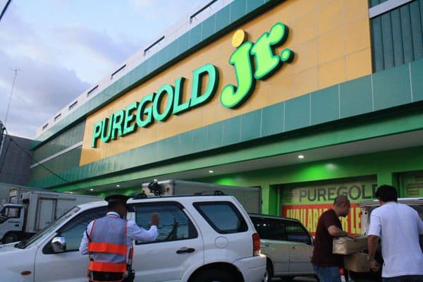 puregold jr 4 building signage |acrylic signage |signage maker