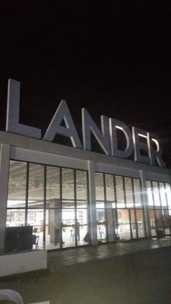landers signage 3 |building signage