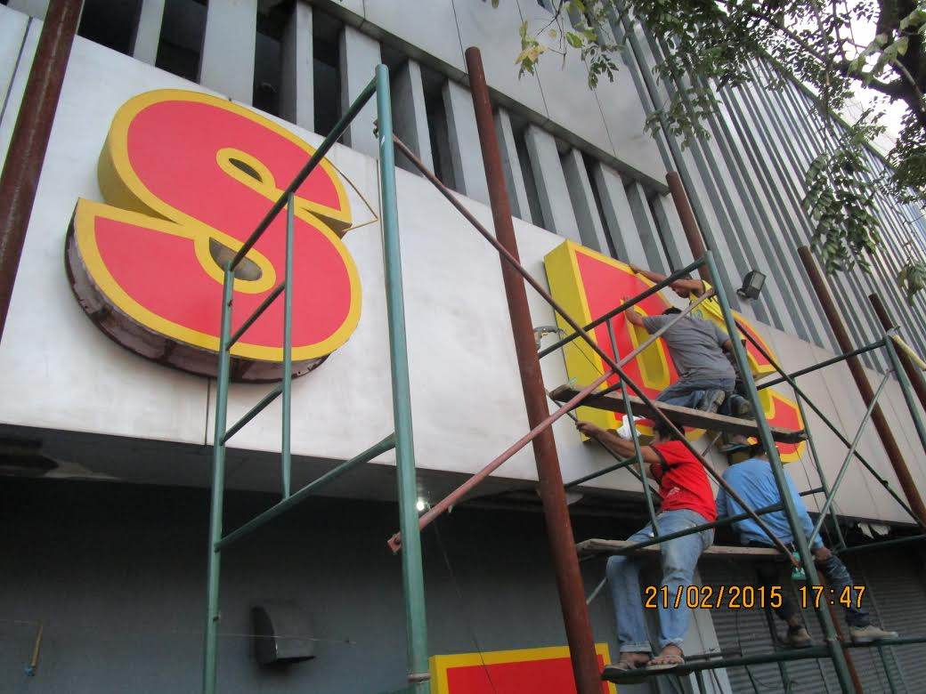 smdc1|stainless sign |signage maker