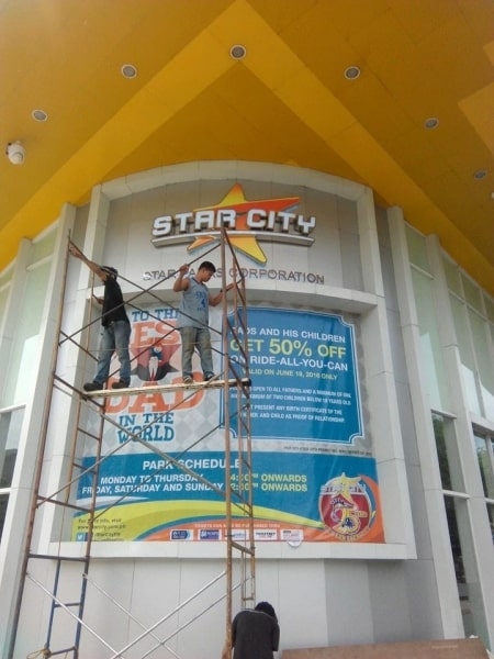 starcity| building signage 2