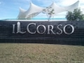 Il Corso Resort Signage|stainless sign |signage maker