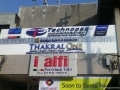 technopaq thakral building signage|acrylic sign |signage maker