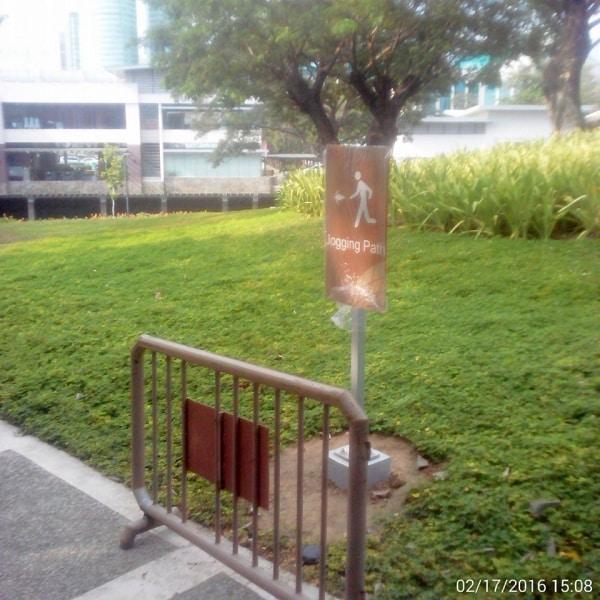 festival parking totem signage | Signage maker | Wayfinding Signage
