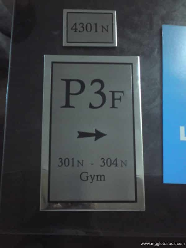 stainless engraving|photo luminescent sign |directional signs