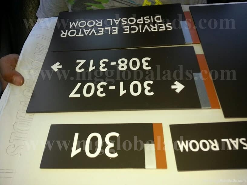 the_levels_alabang_signs|photo luminescent sign |directional signs