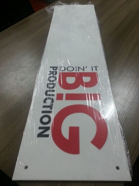 production|photo luminescent sign |directional signs