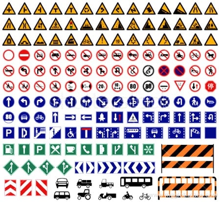 safety-sign|photo luminescent sign |directional signs