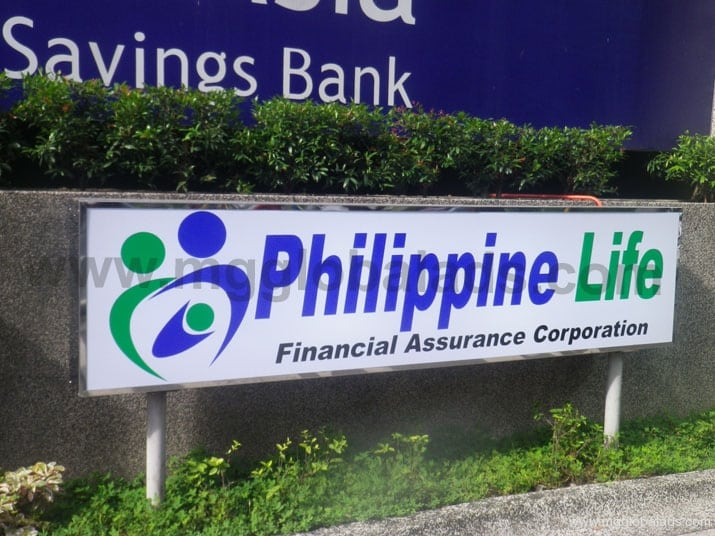 Signages Philippines Building Id And Signs M Amp G Global Ads