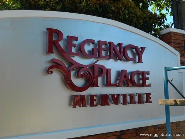 Sign Maker | Signage |Regency Place