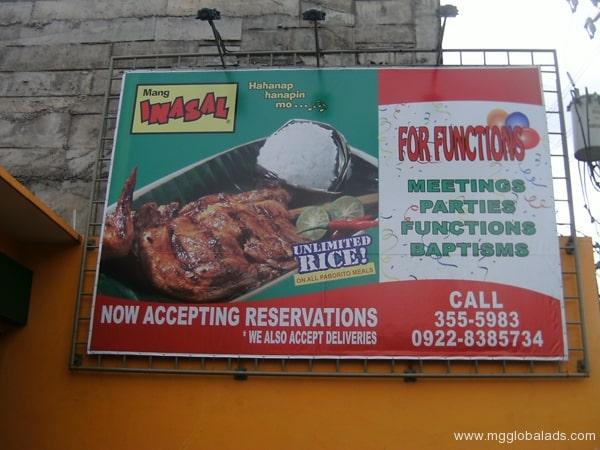 billboard |sign maker