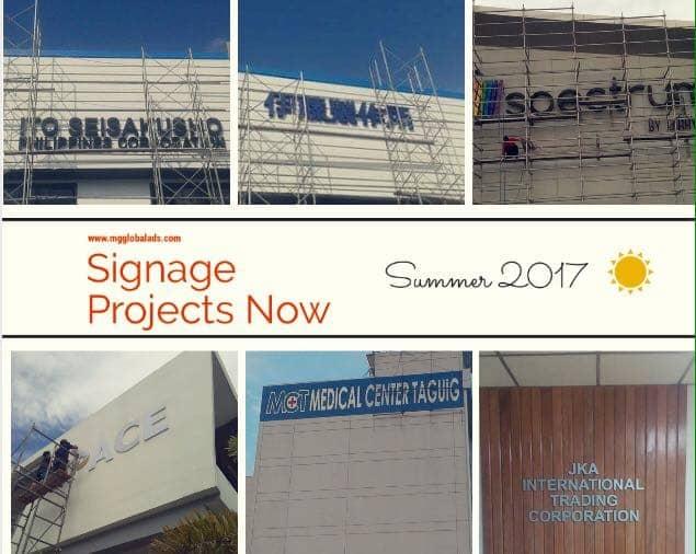 acrylic signage philippines