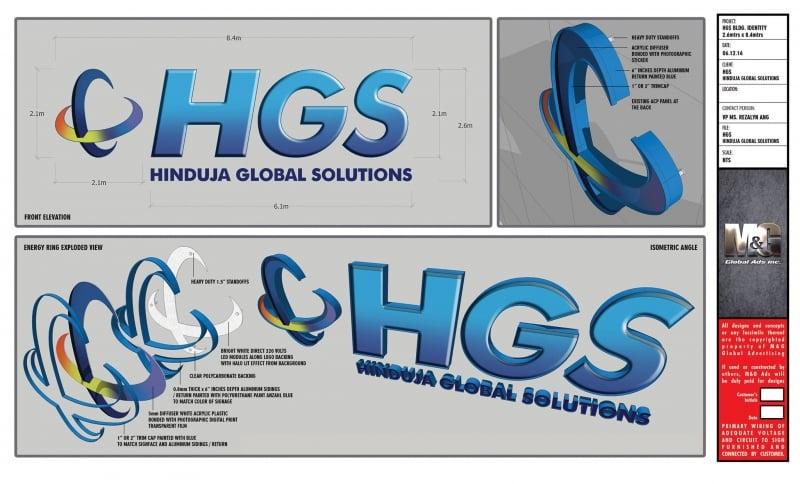 signage design HGS