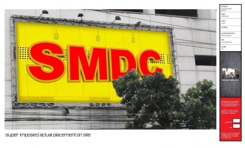 smdc |signage deisign 3