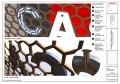 cashier acrylic signage |signage design